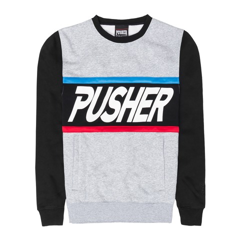 More Power Sweater von Pusher Apparel - Sweater jetzt im Pusher Apparel Shop