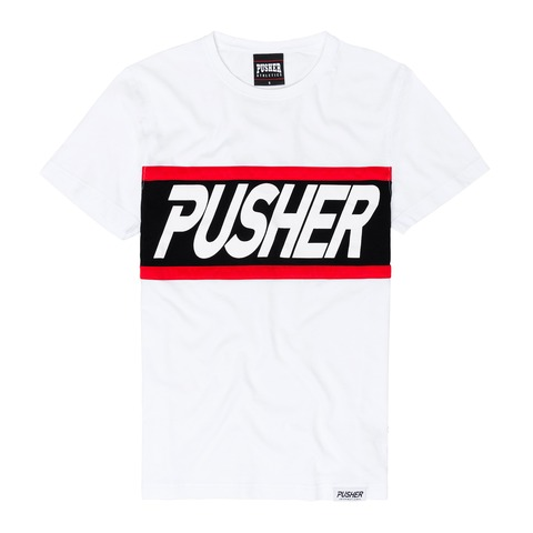 Power Tee von Pusher Apparel - T-Shirt jetzt im Pusher Apparel Shop