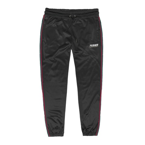 PUSHER Hustle Track Pant von Pusher Apparel - Pants jetzt im Pusher Apparel Shop